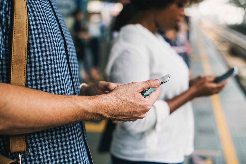 Ökad varumärkeskännedom när företag finns på sociala medier.