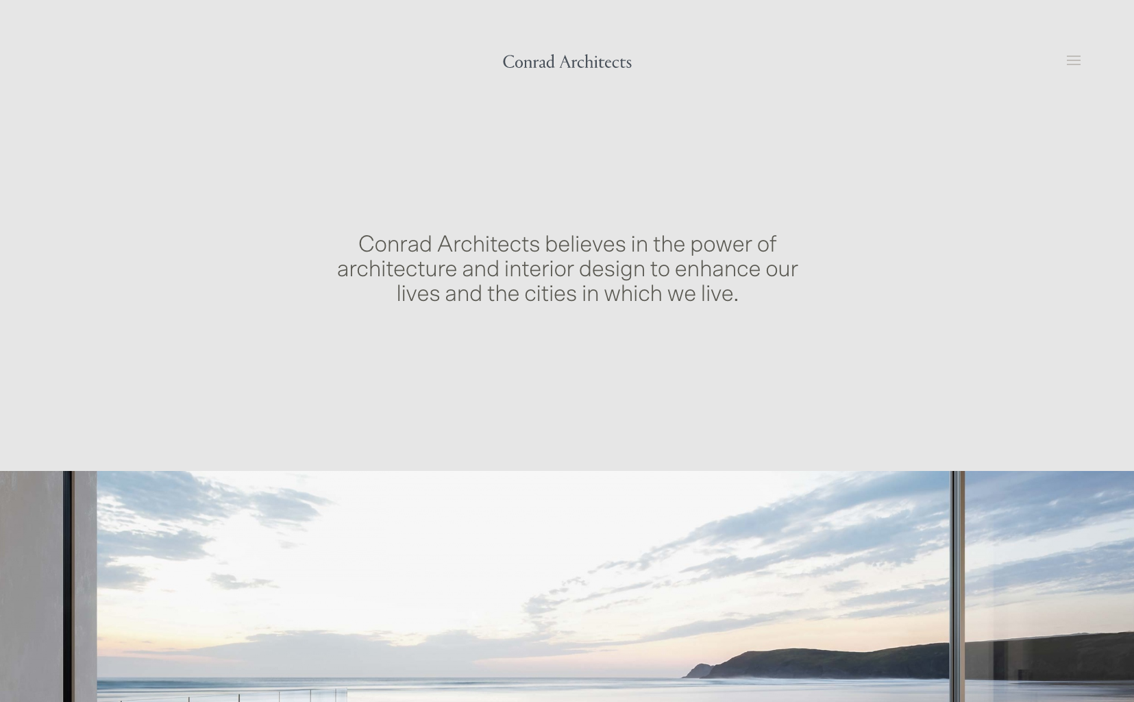 """Super-minimalistiskt och """"skandinavisk design"""""""