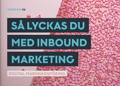 """Inbound Marketing - Miniatyr av """"Den kompletta guiden"""""""