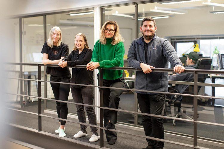 Compani 56 fokuserar på närodlad kompetens i Karlskrona