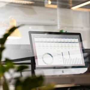 Marknadsföringsbudget - Mall för Excel och Numbers